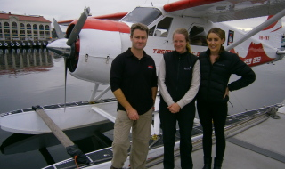 Tas Air Adventures gets the biosecurity message